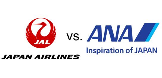 JAL vs. ANA